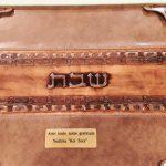 custom made - challah board